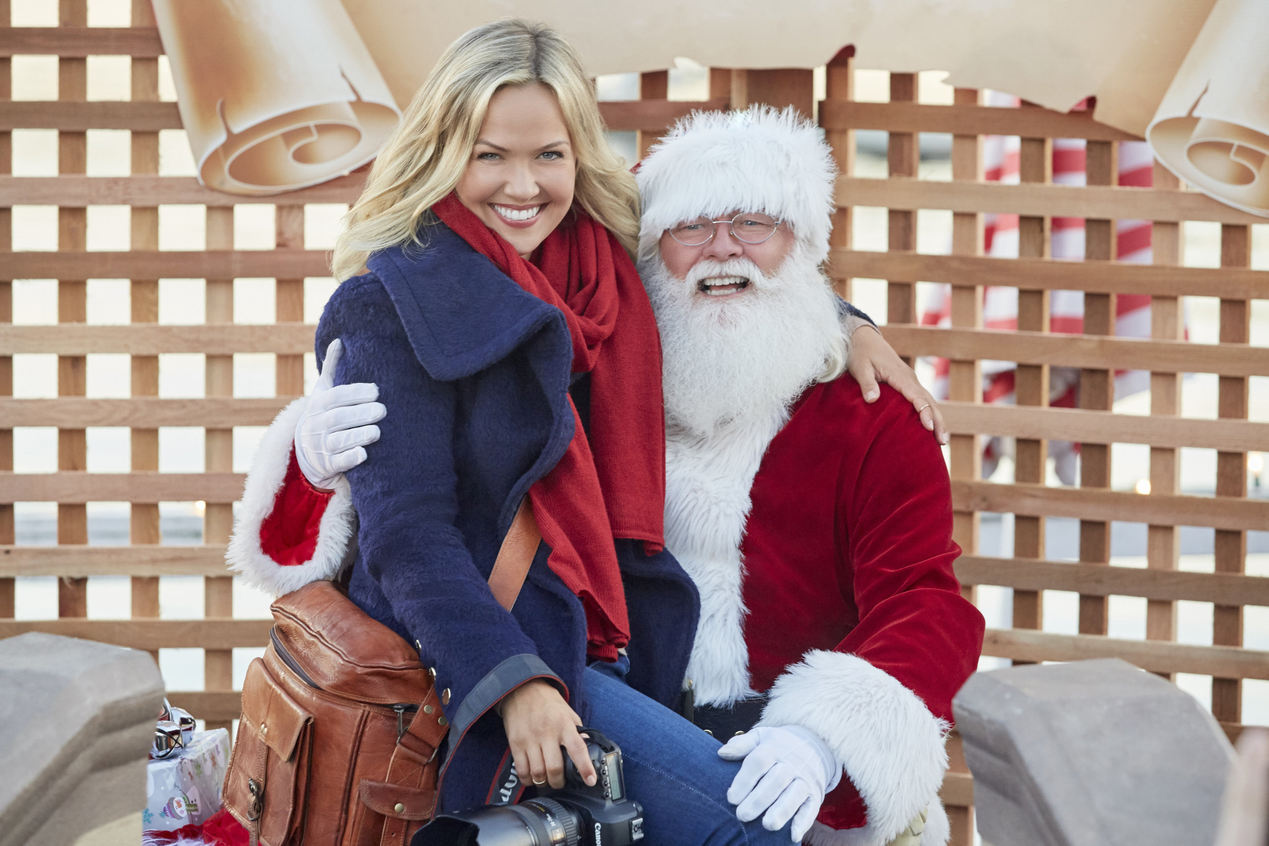 Interviews - Christmas Traditions - Christmas Bells are Ringing | Hallmark Movies and Mysteries