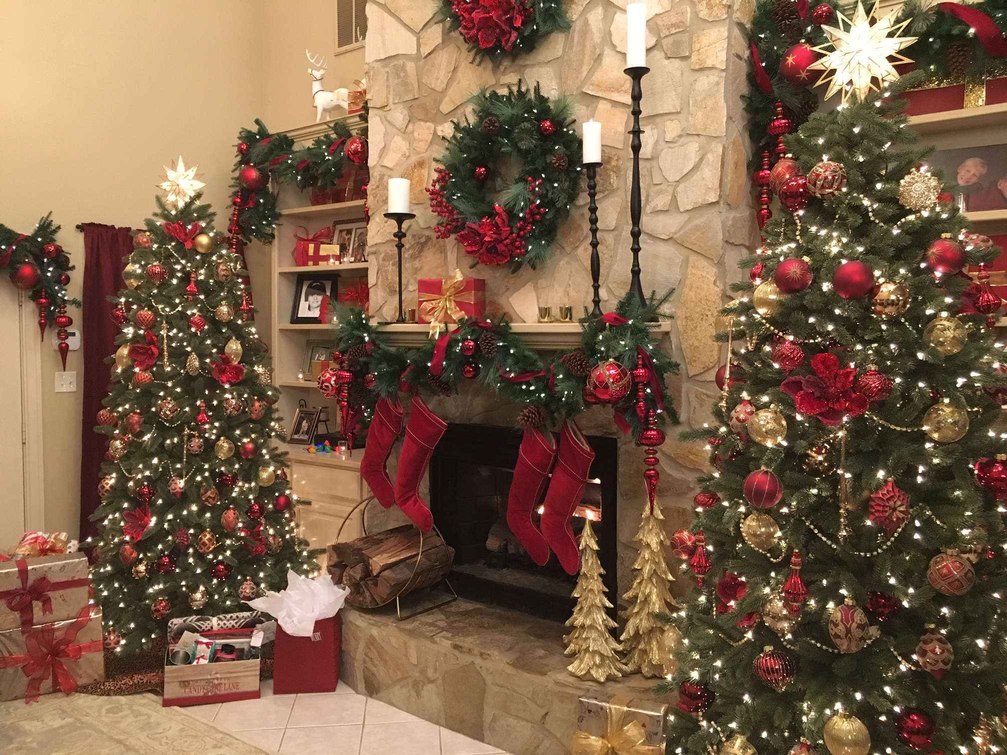 Holiday Home Decoration Reveal Hallmark Channel