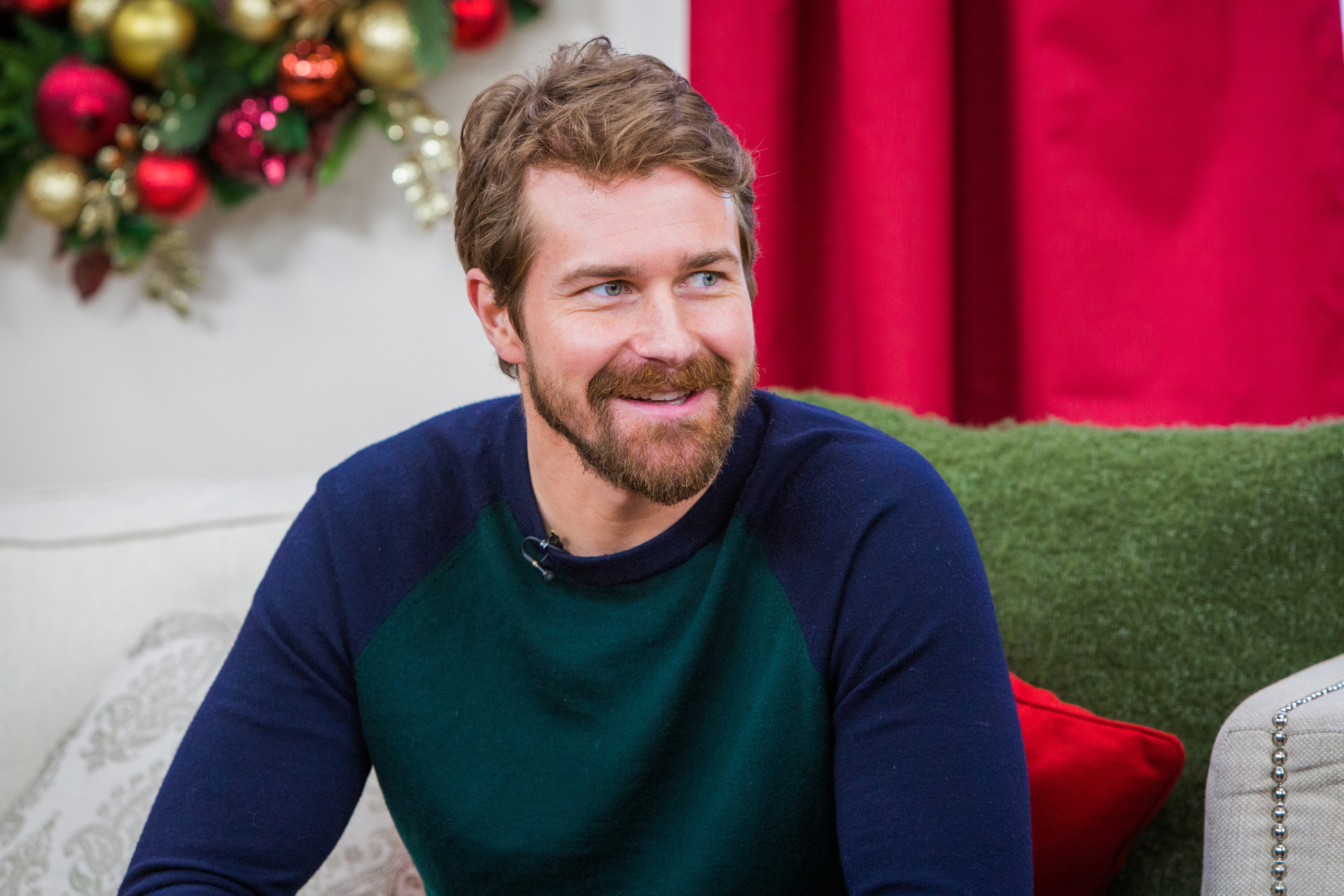 Christmas Bells Are Ringing Hallmark.Josh Kelly Interview Home Family Video Hallmark Channel