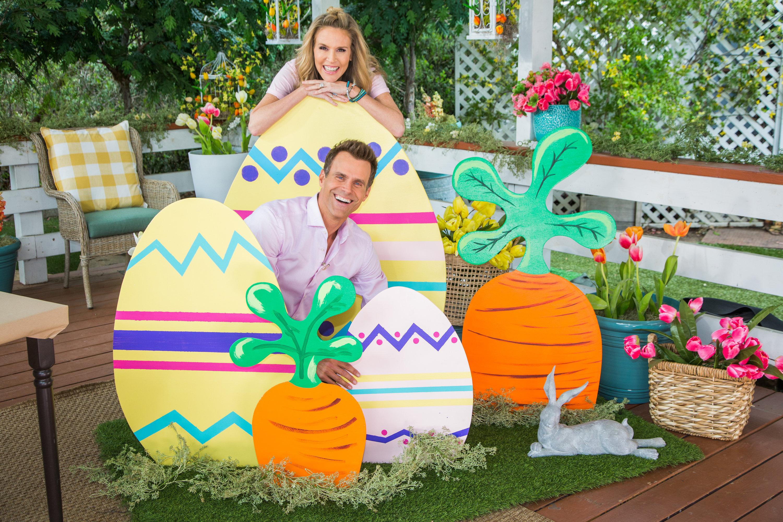 Diy Outdoor Easter Decor Home