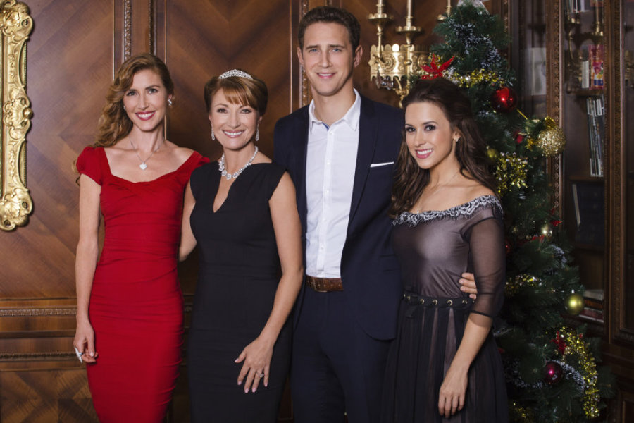 Royal Christmas.Preview A Royal Christmas This Friday Hallmark Channel