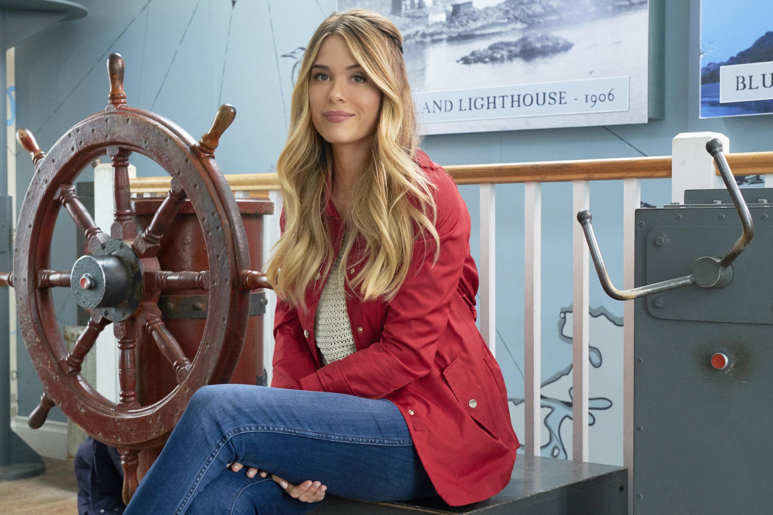 Preview - Sailing Into Love   Hallmark Channel
