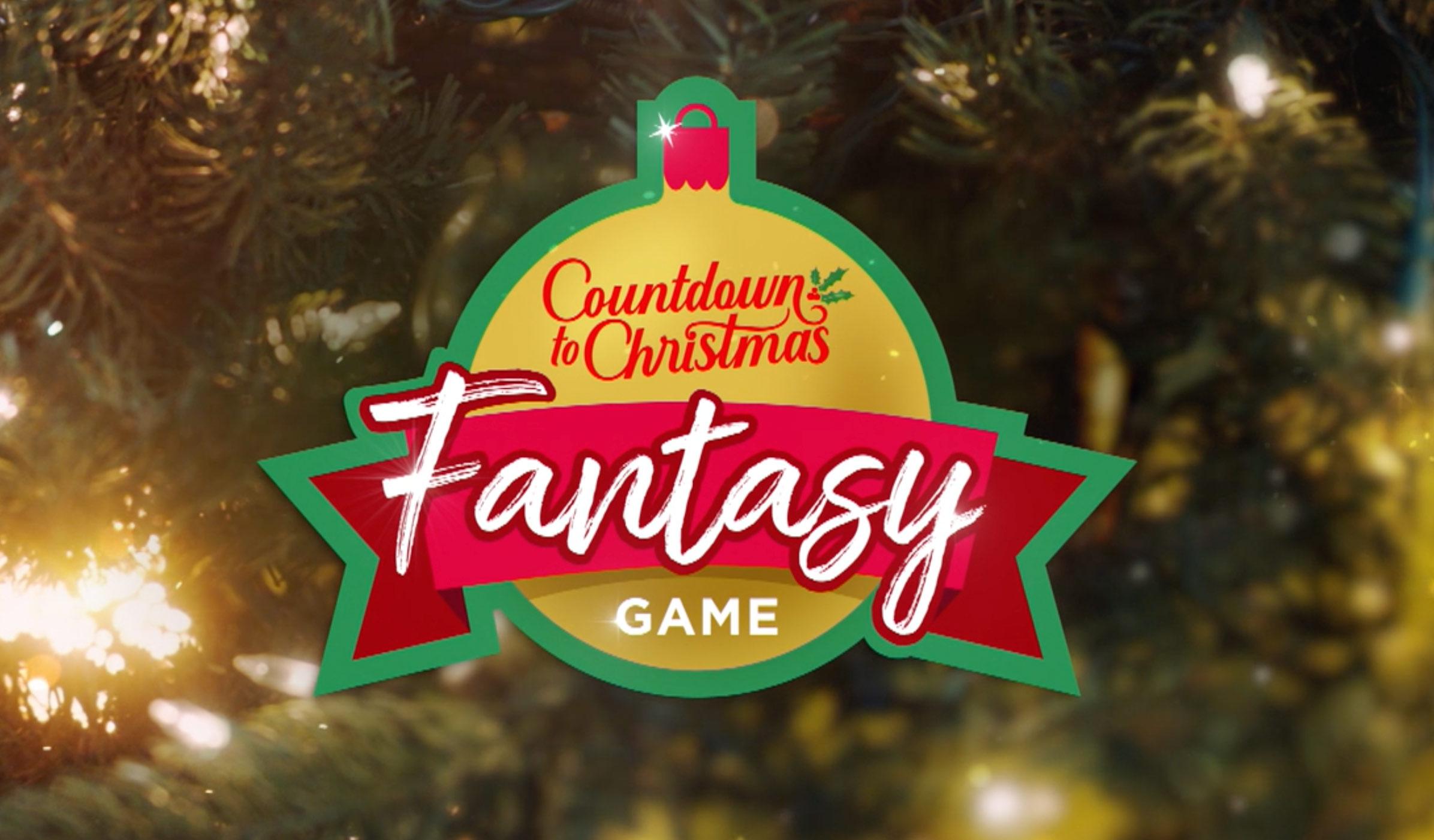 Countdown To Christmas Fantasy